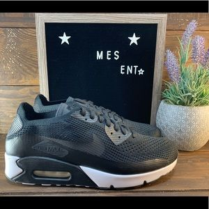 Nike Air Max 90 Ultra 2.0 Flyknit Men's Shoes NWT